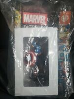 Marvel Fact Files Classic Special Edition #2 Captain America~ Never Unsealed!