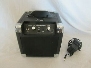 Ion Road Rocker Portable Bluetooth Speaker