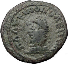 "Plotinopolis  ""Quadrans"" Marcus Aurelius Time Unpublished Roman Coin i31764"