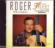 ROGER WHITTAKER All Time Heart Touching Favorites CD Classic 70s Anthology Rare