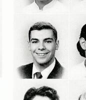 JERRY RUBIN High School Yearbook SENIOR Year  Yippie and Yuppie