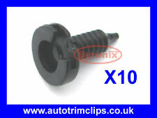 LAND ROVER DISCOVERY DOOR PANEL TRIM CLIPS X 10 MWC9134 PLASTIC