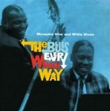 MEMPHIS SLIM - DIXON WILLIE - THE BLUES IN EVERY WHICH WAY NEW VINYL RECORD