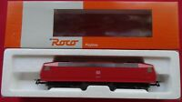 Roco  (Spur H0)  59300   E-Lok  BR 120 154-0  (rot) + OVP