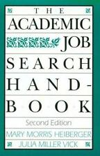 The Academic Job Search Handbook (2nd Edition)