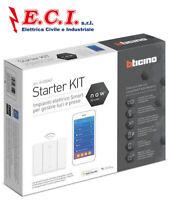 Starter kit. Kit per gestire luci e prese K1000KIT Bticino Living Now