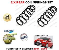 PER FORD FIESTA 2.0 ST150 2005-2008 2x MOLLA post. MOLLE Set