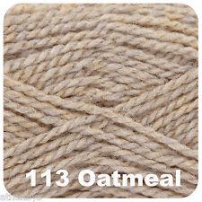 King Cole Big Value Aran 100g Acrylic Knitting Yarn / Wool. Complete Range
