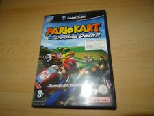 Mario kart double dash avec Zelda collectors edition gamecube