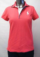 Ralph Lauren,Neuwertig,Damen,Shirt,Polo,Pink,S(USA),Gr.38