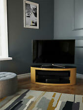 """AVF Affinity Premium Buckingham 1100 TV Stand For TVs Up To 55"""" Rounded Oak.vgc"""