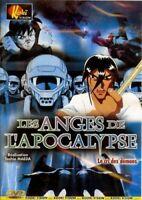 LES ANGES DE L'APOCALYPSE - LE CRI DES DEMONS - DVD NEUF