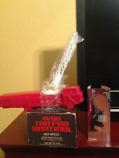 Avon Red Sentinel (fire truck) - Deep Woods after shave & talc - 1978