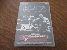 dvd fields K-1 premium 2004 dynamite!!