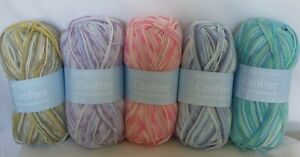 Sirdar Snuggly Baby Crofter 4 Ply x 50g ~ Choose Colour