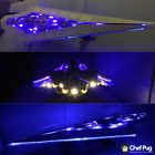 LED Light Kit ONLY For Lego 10221 Star Wars Super Star Destroyer Lighting Bricks