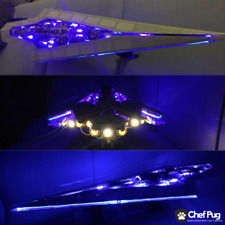 LED Light Kit ONLY For Lego 10221 Star Wars Super Star Destroyer Lighting Bricks