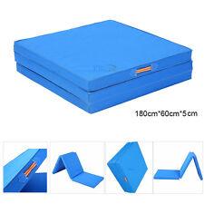 Weichbodenmatte Gymnastikmatte Kinder Turnmatte Bodenmatte Fitnessmatte Klappbar
