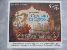 Meyerbeer: Il crociato in Egitto-David Parry, Plates-, Kenny, Montague - 4 CD s