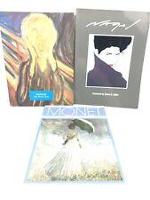 Artist Book Lot Classic 3 Books. Nagel - Munch - Monet