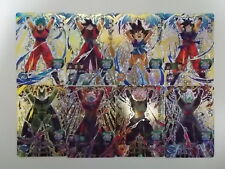 Super Dragon Ball	Heroes	SH 7	CP SR Common & Rare 62 cards complete set