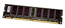 256 MB SD-RAM 168-pin PC-133U non-ECC DIMM 'SanMax SMS-25628M1P-H'  single-sided
