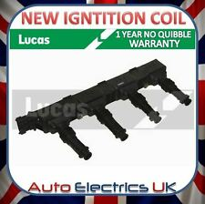 VAUXHALL OPEL SUZUKI IGNITION COIL PACK NEW LUCAS OE QUALITY
