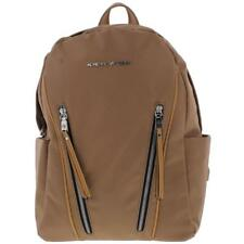 9148d2c32a71 Adrienne Vittadini Womens Travel Light Collection Tan Backpack O s BHFO 2232