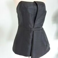 Cameo Black Strapless Women's Size L (?) Party Bustier Top