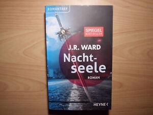 Buch Roman - J.R. Ward - Nachtseele