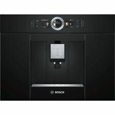 Bosch CTL636EB6 19-Bar Einbau-Kaffeevollautomat - Schwarz