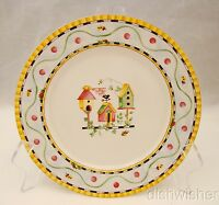 """Coventry (PTS International) PENELOPE'S GARDEN Salad Plate(s) 8 1/4"""" EXCELLENT"""