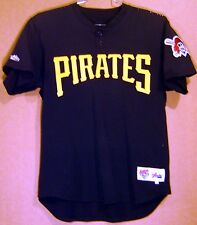 Pittsburgh Pirates #19 Game Worn Batting Practice Jersey - Size Large
