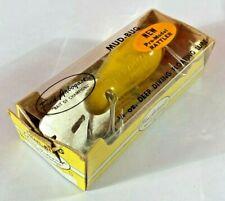 F2) Vintage Mud Bug Fred Arbogast Pro Model Rattler Fishing Lure