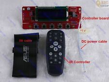 DIY IDE CDROM DVD Rom controller board With display + Remote control