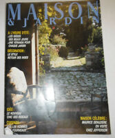 Maison & Jardin French Magazine L'Heure D'Ete No.313 May 1985 101414R1