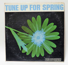 Tune Up For Spring - Columbia Records XTV 82019 Stereo LP **FREE SHIPPING**