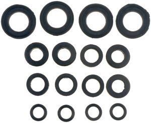 Dorman HELP! 90121 Fuel Injector Seal Kit - 12 Month 12,000 Mile Warranty