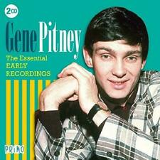 Gene Pitney The Essential Early Recordings Remastered 2 CD