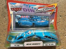 Disney Pixar Cars Mr & Mrs The King Rare Multipack Race O Rama Movie Moments