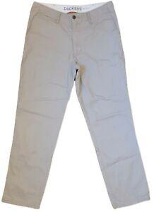 levis dockers mens straight chinos cotton smart casual khaki stone size 34w 34l