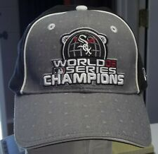 2005 SOX World Series Champions Hat Cap Baseball New Era Hat Fitted Med-Large