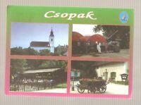 AK Csopak - Mehrere Ansichten Gut erhalten gelaufen