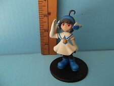 "Ichigeki Sacchu!! HoiHoi-san Combat San 3.25""in PVC Figure Cute Girl Robotic ear"