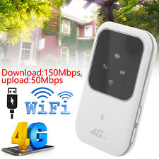 More details for wireless mobile broadband wifi unlocked mifi 4g lte router portable hotspot