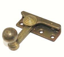 Victorian Brass finish Sash window lock Part Beehive Old English Antique 31