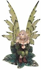 StealStreet SS-G-91148, Fairy Collection Green Pixie Desk Decoration Figurine