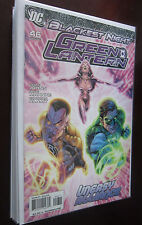 Green Lantern (2009 3rd Series) 14 Different, Set:#46-67, 8.0/Vf