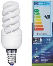 Müller-Licht 9W Energiesparlampe E14 Spirale 46W Licht Glühbirne 32x100mm 350015