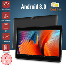 10.1 inch Metal Tablet PC 8+128G 10Core 4G-LTE Android 8.0 Wifi Dual SIM Phablet
